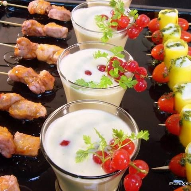 Snacks: Servicios de Finca Catering