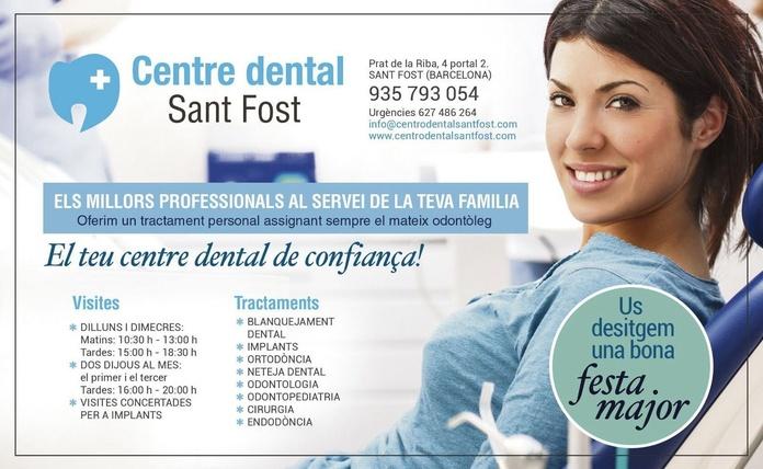 Centro Dental Sant Fost