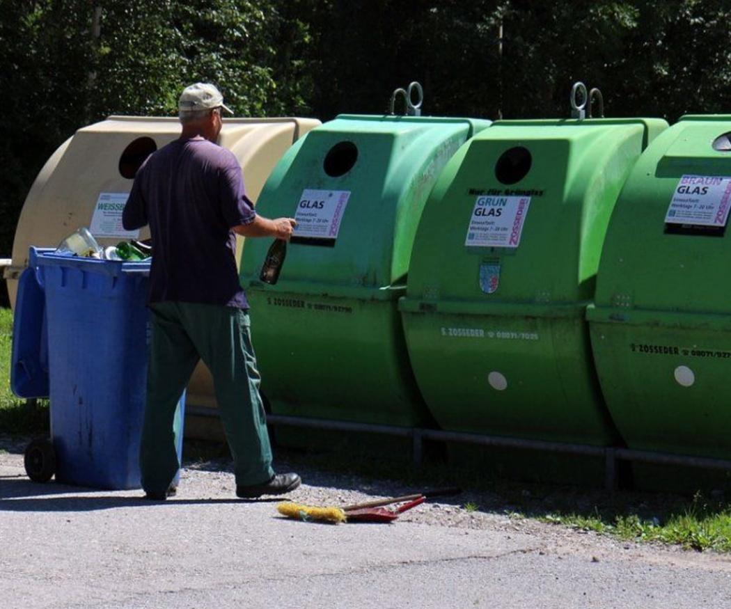 España entre los primeros países de Europa en reciclaje