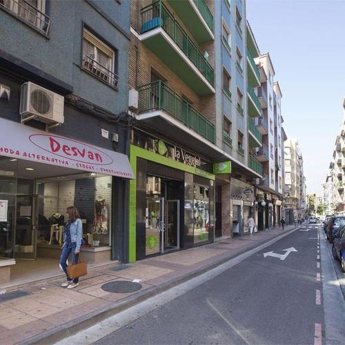 Tienda de oportunidades en Zaragoza