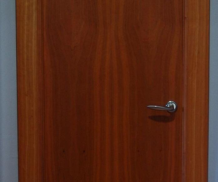 Puertas de Interior en Gijón