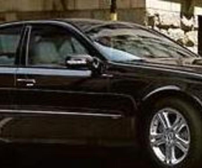 Alquiler de coches de lujo: Flota de Exclusive Rental Cars