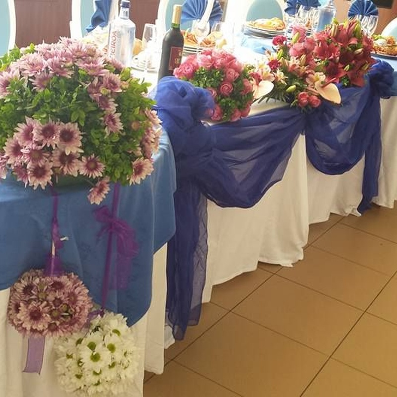 Decoración floral: Servicios de Floristería Elena