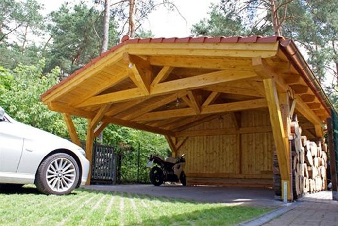 Garajes de madera: Servicios de Fabricasas
