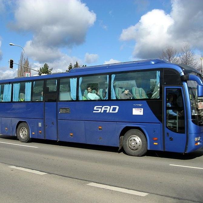 Ventajas de alquilar un autobús para desplazamientos deportivos