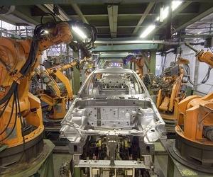 Montaje, mantenimiento y reparación de líneas robotizadas