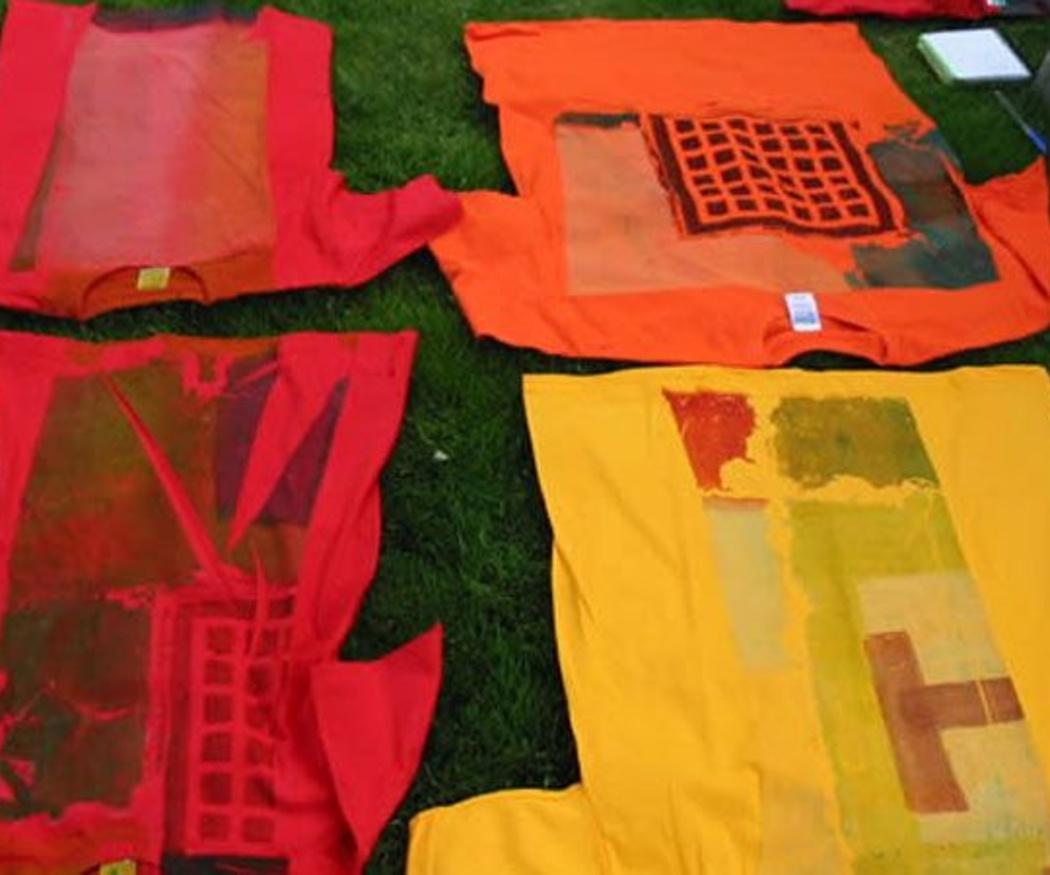 Camisetas para la peña de tu pueblo