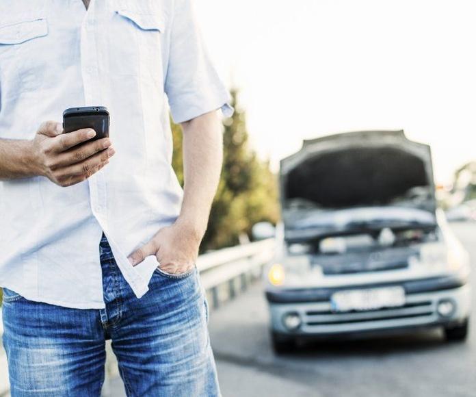 Asistencia en carretera: Servicios de Grúas García