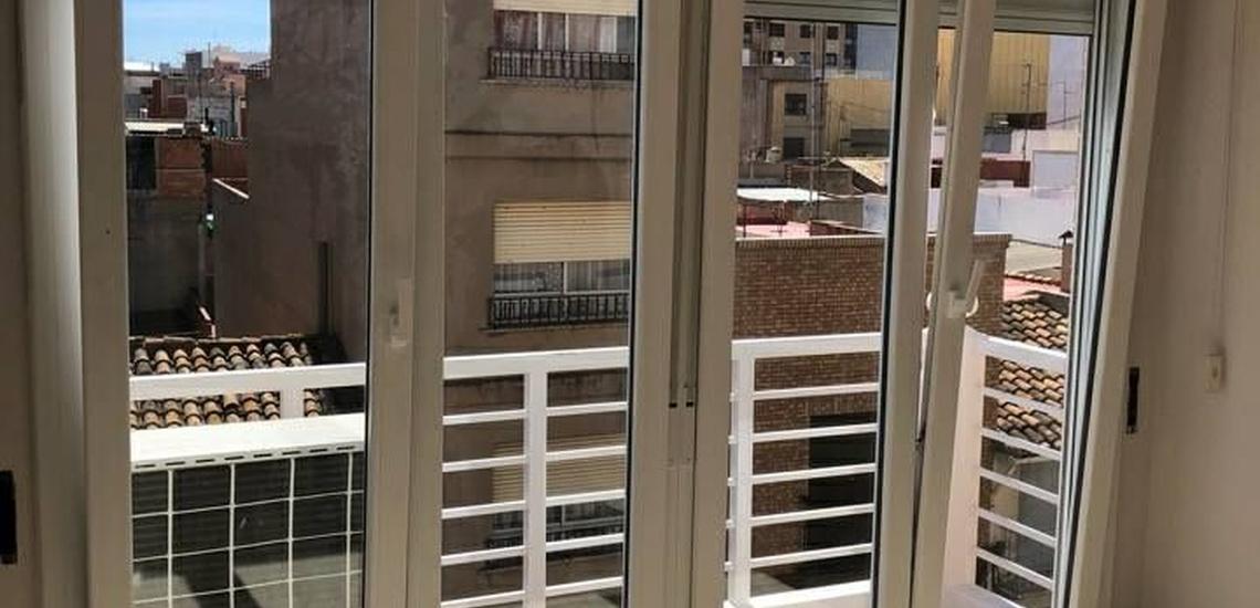 Ventanas de aluminio y PVC en Vila-Real