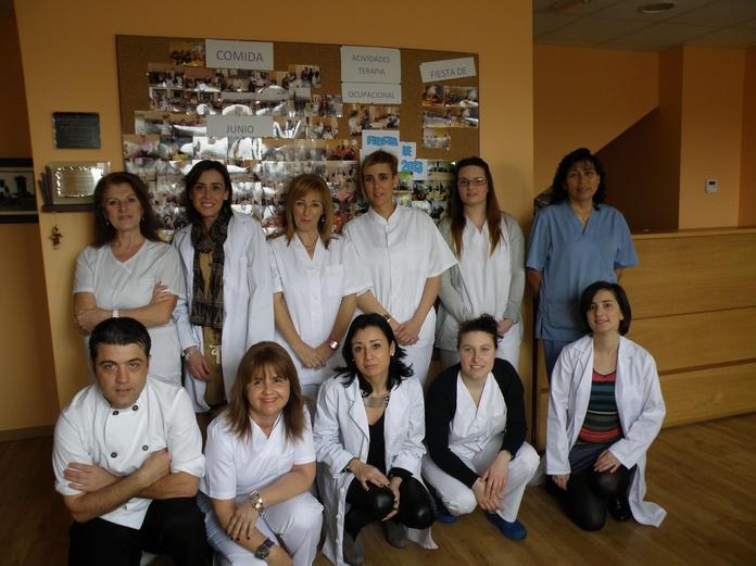 Nuestro Personal: Servicios de Residencia Geriátrica Santirso