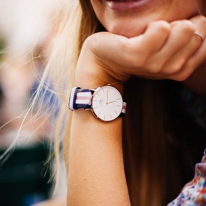 Cómo elegir un reloj para este verano