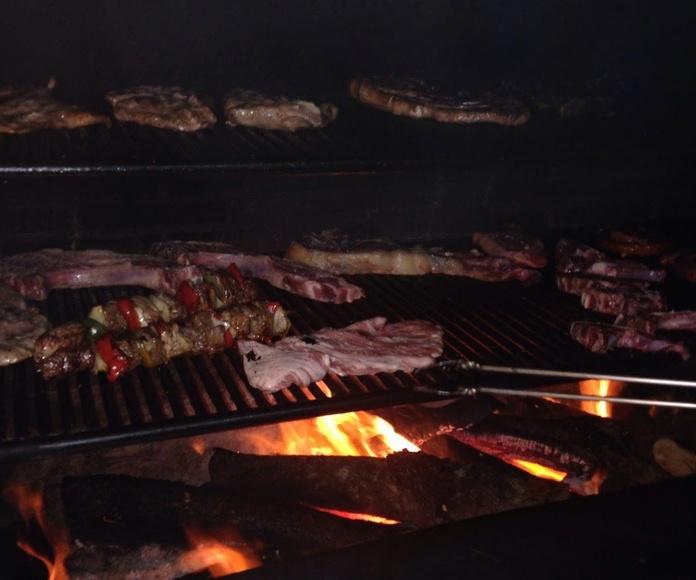 Carnes a la Brasa: Nuestros productos de Restaurante Meson Del Norte