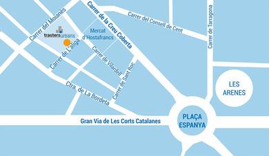 Alquiler de Almacenes Barcelona
