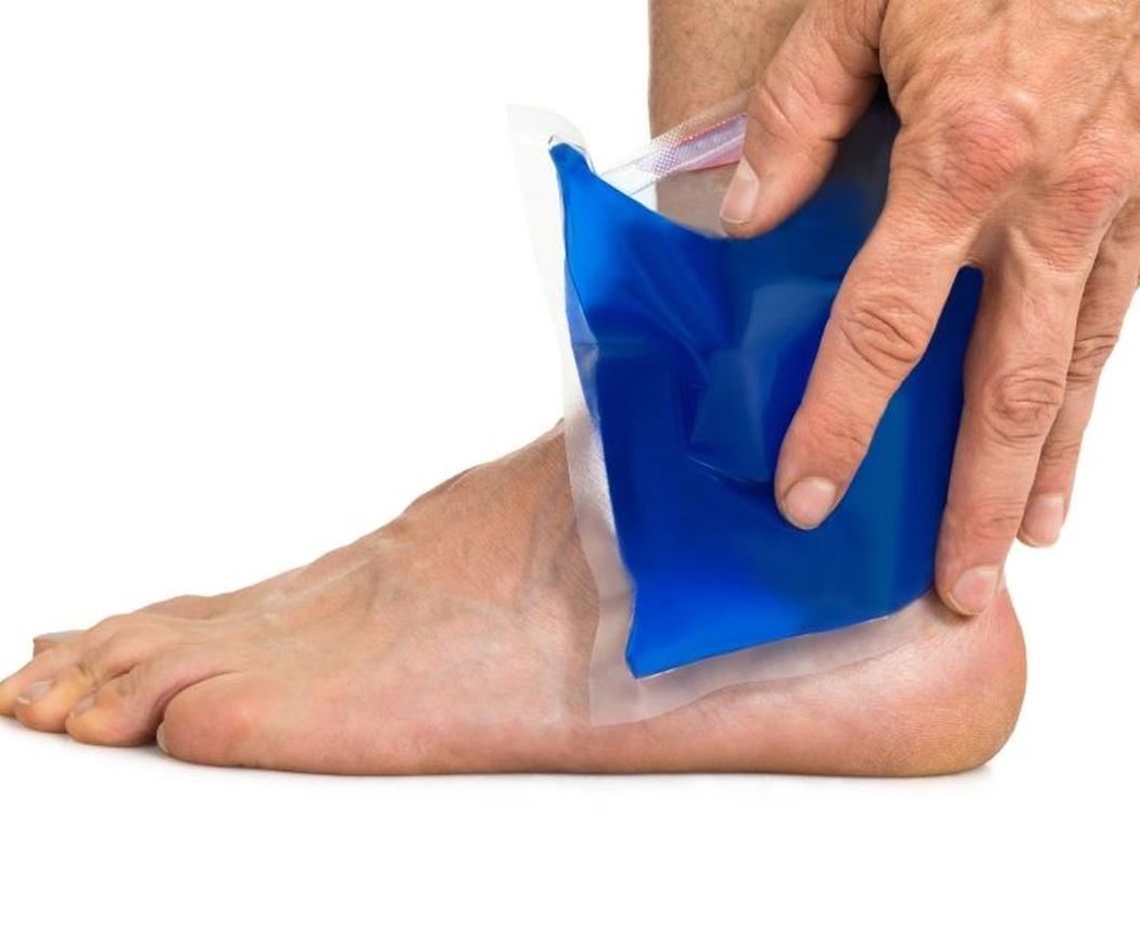 Cuándo se debe aplicar calor y cuándo frío en el tratamiento de una lesión