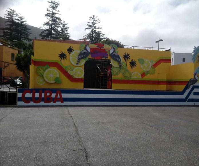 Carnavales Icod de los Vinos
