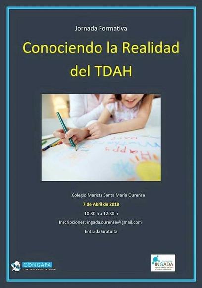 La Realidad de TDAH en Ourense