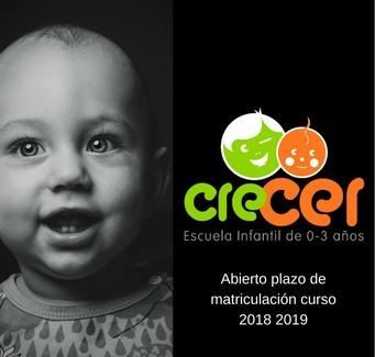 RESERVA DE PLAZA CURSO 2018 2019