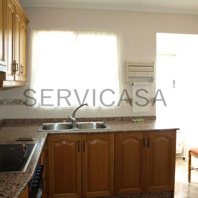 Pisos en venta 98.000€: Compra y alquiler de Servicasa Servicios Inmobiliarios