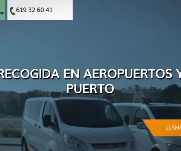 Traslados a puerto y aeropuertos en Roda de Berà | Taxi Eduardo