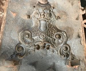 Molde base candelabro