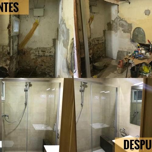 Obras y reformas integrales Eixample Barcelona | Reformas Yuñics