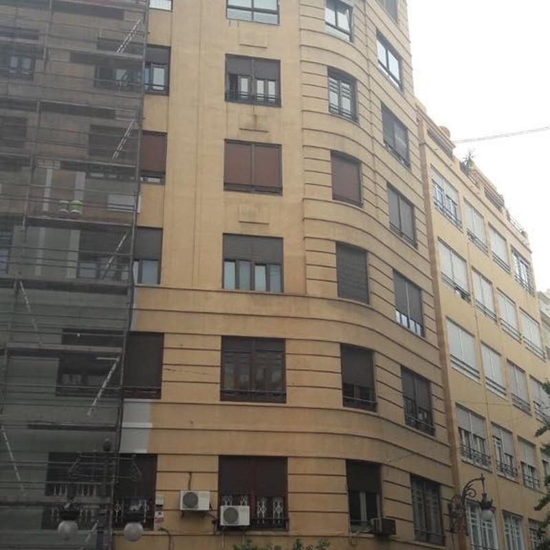 Rehablilitación de fachadas: ¿Qué hacemos? de Decorvega Decoraciones