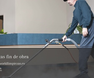Limpieza de comunidades en Mallorca: Clean World