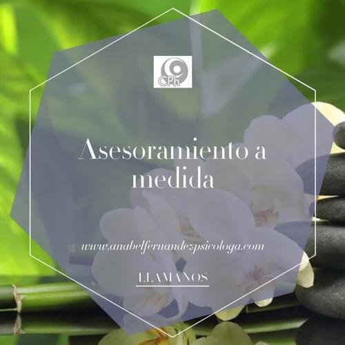 Mindfulness para empresas en Valencia: Anabel Fernández Psicóloga