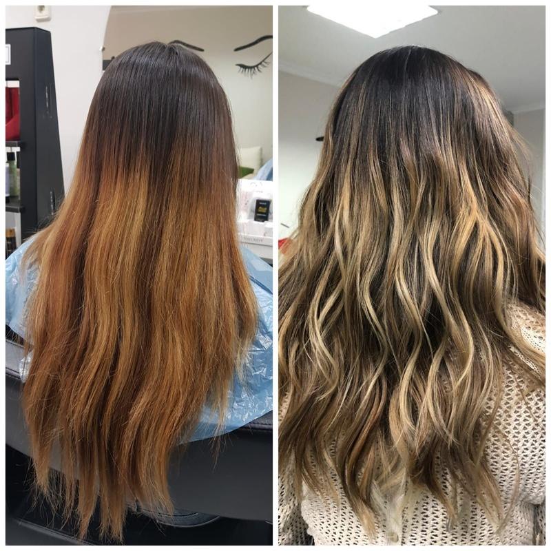 Cuidado del cabello: Servicios de Salón de Belleza La Coquette