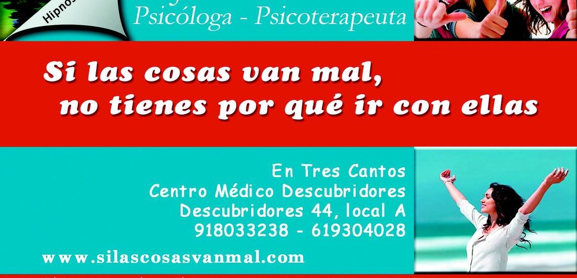 Joanna Carrasco -psicologo tres cantos flyer