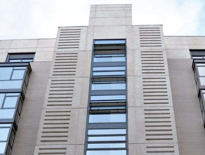 Panales de hormigón arquitectonico: Productos de Prefabricados Ponce