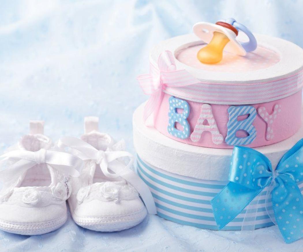 Qué incluir en una cesta de bienvenida para un bebé