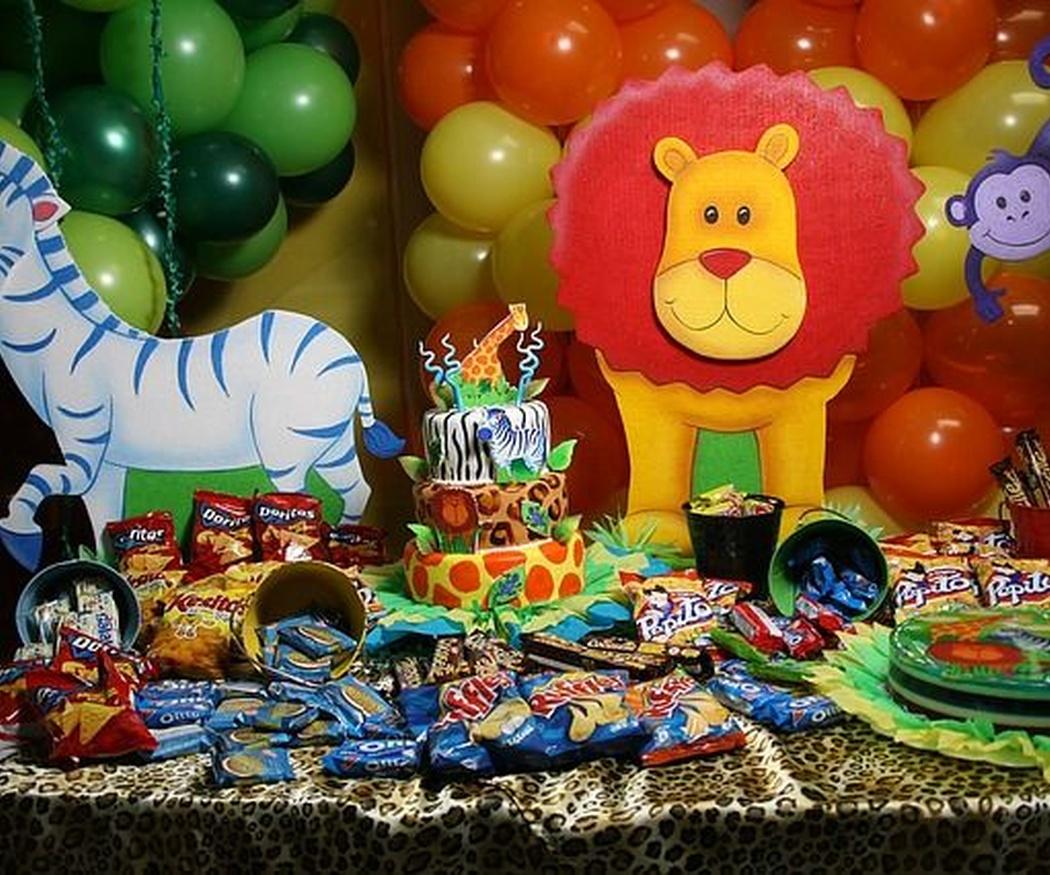 Mesas dulces para cumpleaños