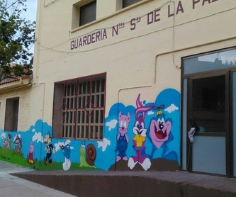 Educación y juego: Servicios de CEI Nuestra Señora de la Paz