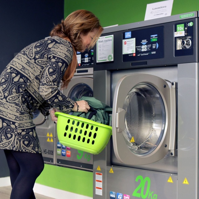 La ergonomía en las lavanderías