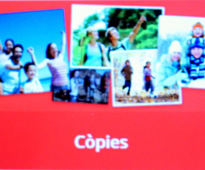 Copias de fotos