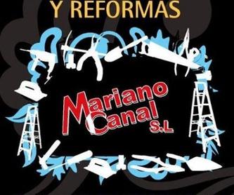 Pintura de Comunidades: Servicios de Mariano Canal S.L.