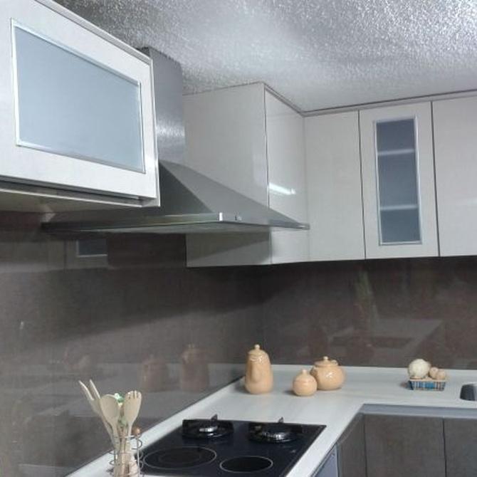 Sistemas de extracción de humos para cocinas de diseño