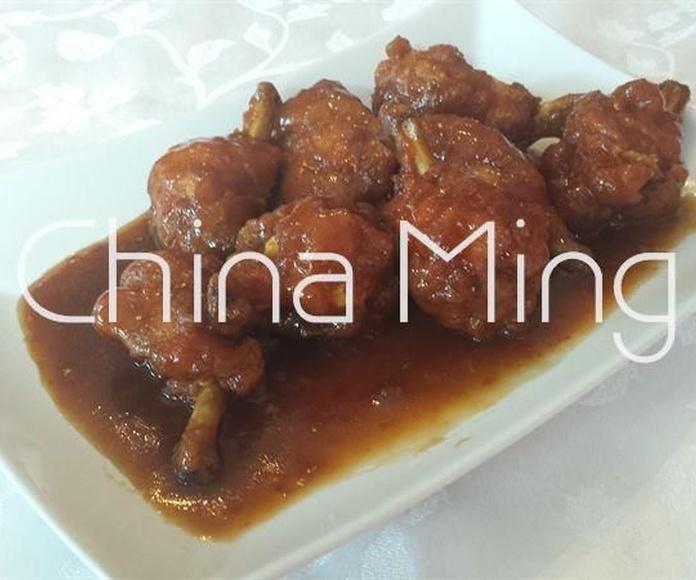 Pollo Listado: Carta de precios de China Ming