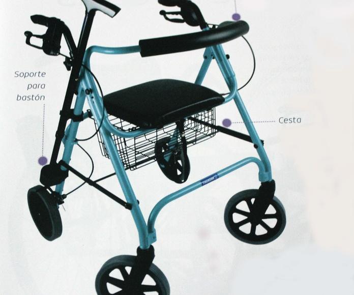 Productos ortopédicos: Productos de Farmacia Ortopedia Julia Rubio
