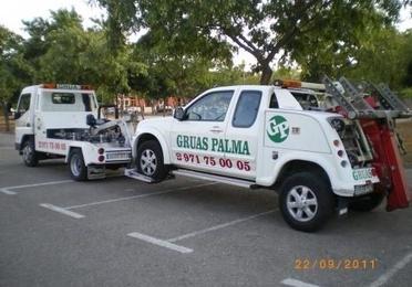 Grua urgente Mallorca