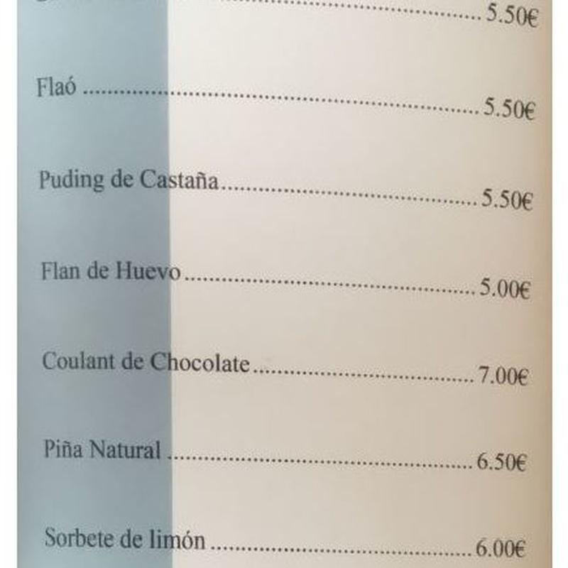 Restaurante Arrocería Es Arcs
