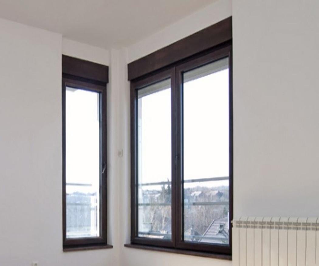 Elegir ventanas de aluminio, PVC o de madera