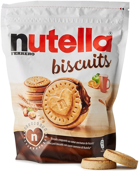 NUTELLA BISCUITS: Productos de Sarigabo, S. L.