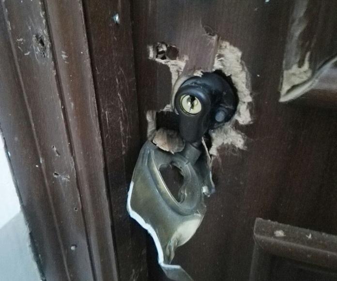 Como evitar los robos en viviendas??