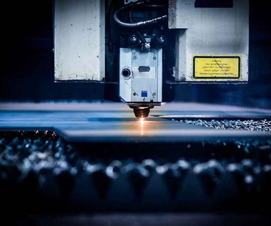 Las máquinas de corte láser