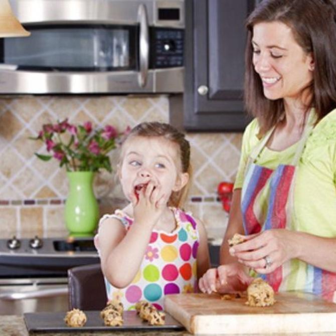 Ideas para que tus hijos sean más responsables