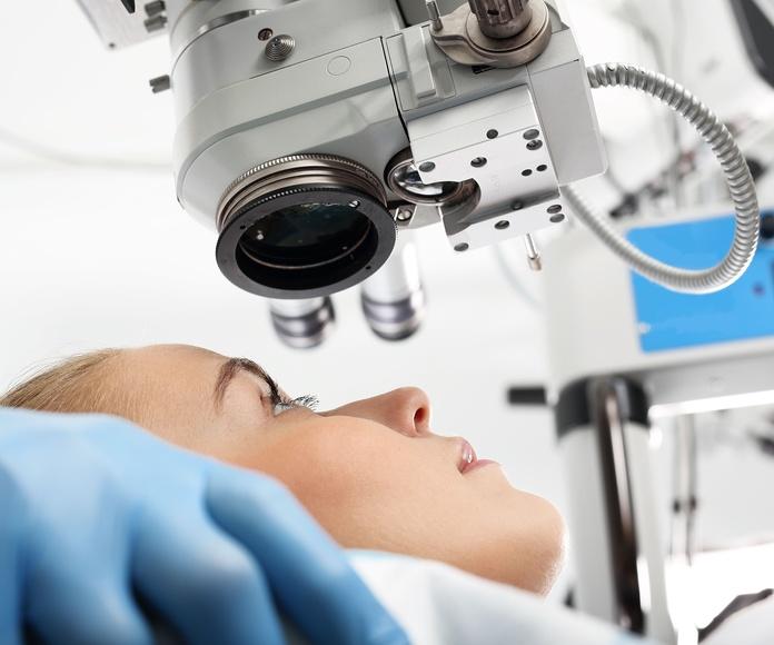 Centro de optometría: Servicios de Óptica San José