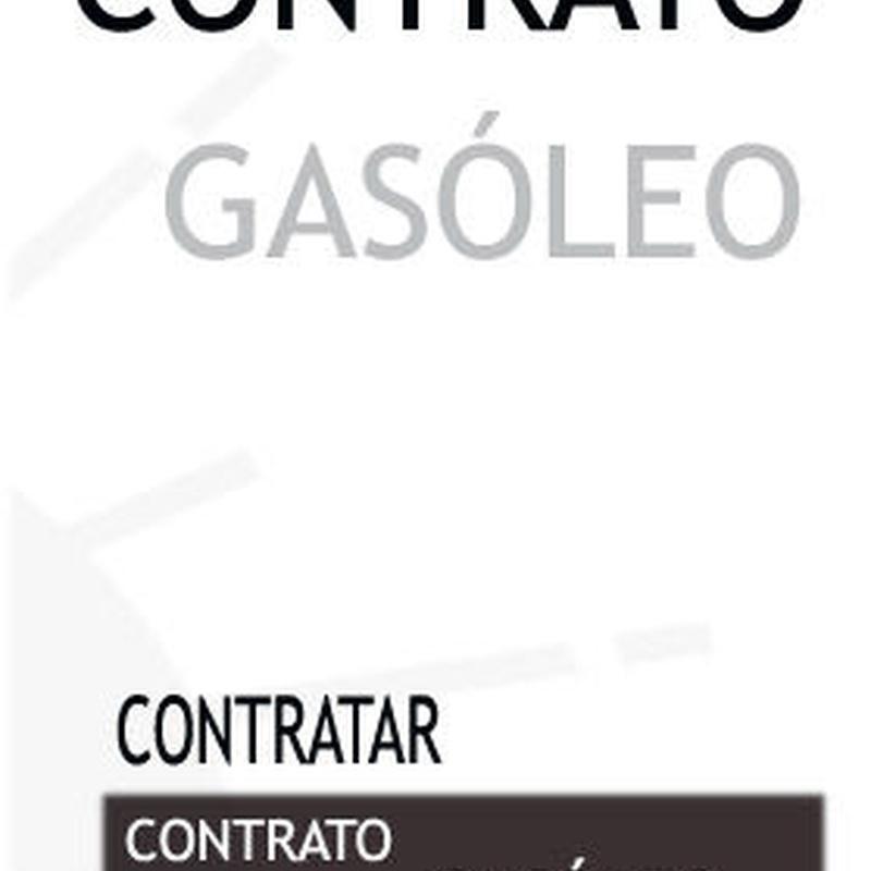 Contrato Gásoleo. Servicio oficial: Tienda online y servicios de Servicio Tecnico Urueña, S.L.