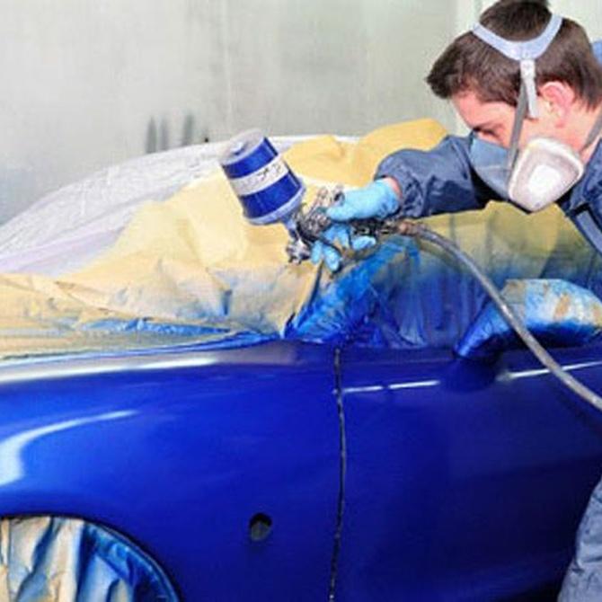 Pintura del coche: mucho más que un elemento estético
